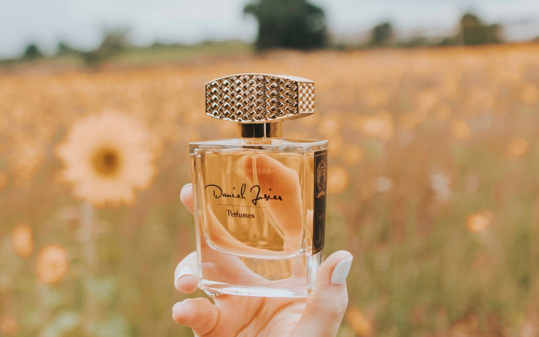 Finding the perfect fragrance…