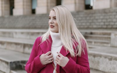 Styling Pastels in Winter