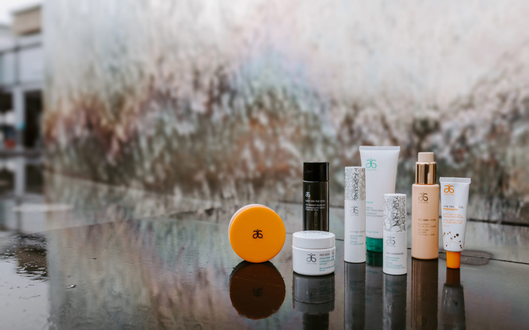 A few of my favourites from Arbonne