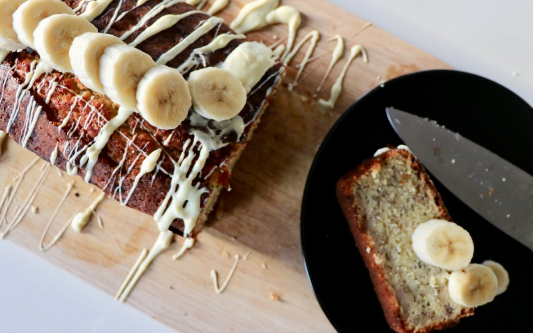 Banana and Maple Loaf